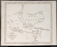 Chart shewing the Track of the Waaksamheyd Transport from Port Jackson in New South Wales to Batavia in 1792