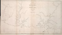 Chart of the Coast between Botany Bay and Broken Bay Surveyed in 1788 and 89 by Captain John Hunter.