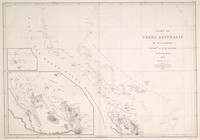 Chart of Terra Australis...East Coast Sheet IV, (Great Barrier Reef, Central/ Northern Queensland)
