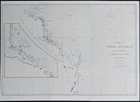 Chart of Terra Australis. Sheet III, East coast (South Queensland, Fraser Island)