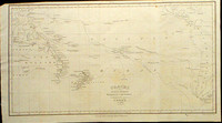 Tracks of Anson, Byron, Wallis & Carteret; with Cook's in 1769