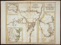A Chart of New South Wales, Van Diemen's Land, & C.