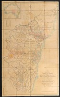 This map of the colony of New South Wales...exhibiting the situation and extent of the appropriated lands ...