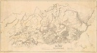 To the Right Honorable Edward Geoffrey Smith Stanley this map of the Colony of New South Wales...